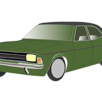 車のボディに使われる素材とは?